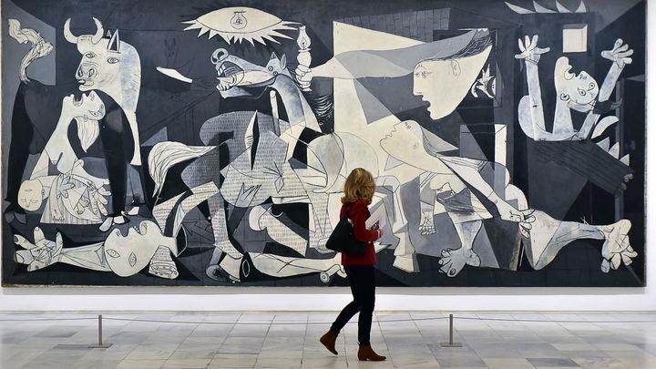 Descubrimos el simbolismo que guarda 'El Guernika'