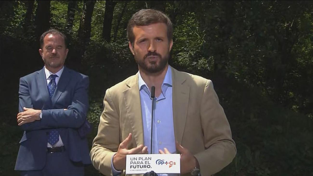 PP, Cs y Vox piden que Iglesias comparezca en el Congreso tras sus ataques a los periodistas por el 'caso Dina'
