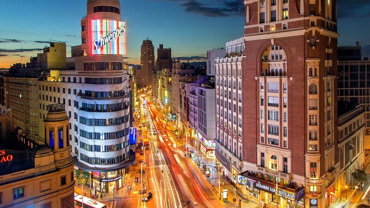 Madrid capital descarta soterrar la Gran Vía