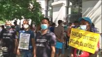 """Las despensas solidarias piden a Almeida un """"plan urgente"""" para atender a 50.000 personas vulnerables"""