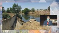La Guardia Civil detecta coronavirus en vertidos ilegales al río Manzanares en Getafe