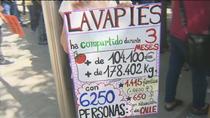 Entidades ciudadanas que respondieron ante las 'colas del hambre' reclaman un plan de emergencia social