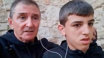 El sueño de Álvaro por conseguir la 'Compostela'