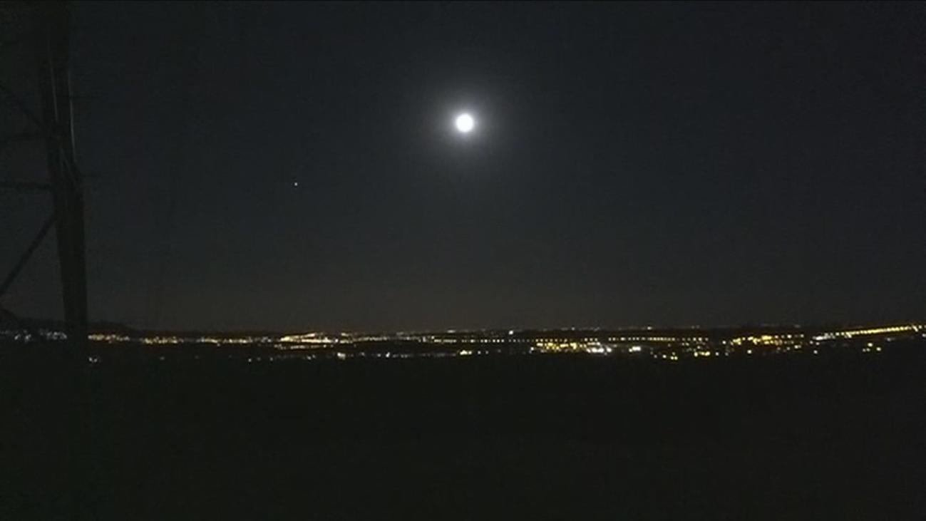Paseos nocturnos a caballo, en Los Molinos