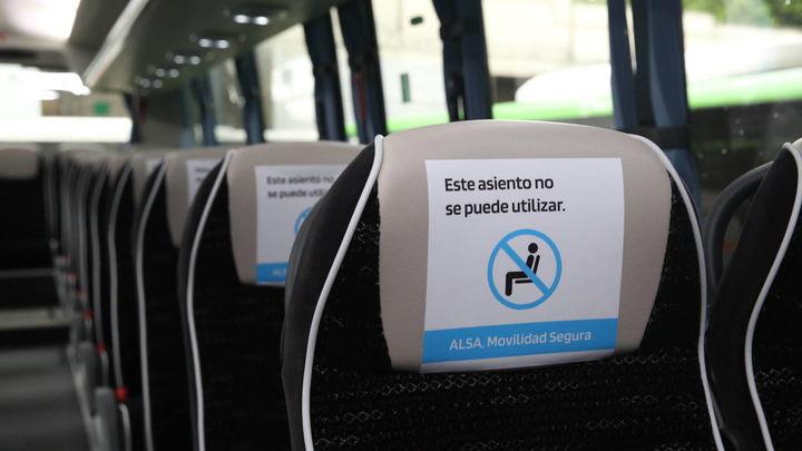 De Madrid a Vigo en bus e ingresa directamente en la UCI por Covid-19