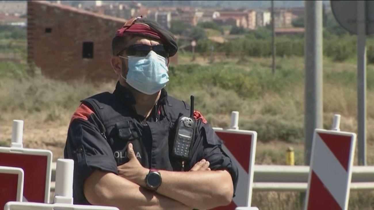 Se disparan hasta 333 los contagios de Covid en las últimas 24 horas