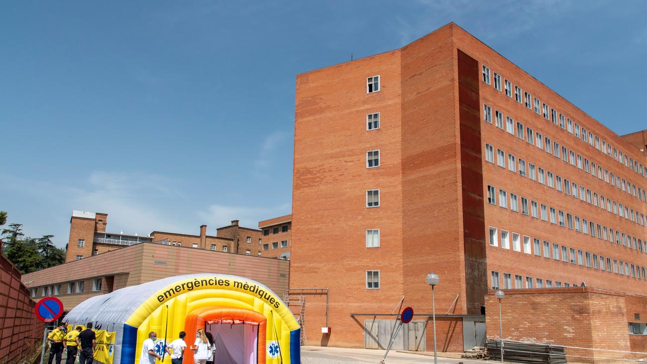Hasta 774 nuevos casos de coronavirus en Cataluña, ¿estamos en una nueva curva?