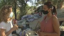 Plan de choque para erradicar los vertidos de basura y limpiar el río Guadarrama