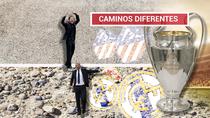 Camino de rosas para el Atleti; de espinas para el Real Madrid en Champions