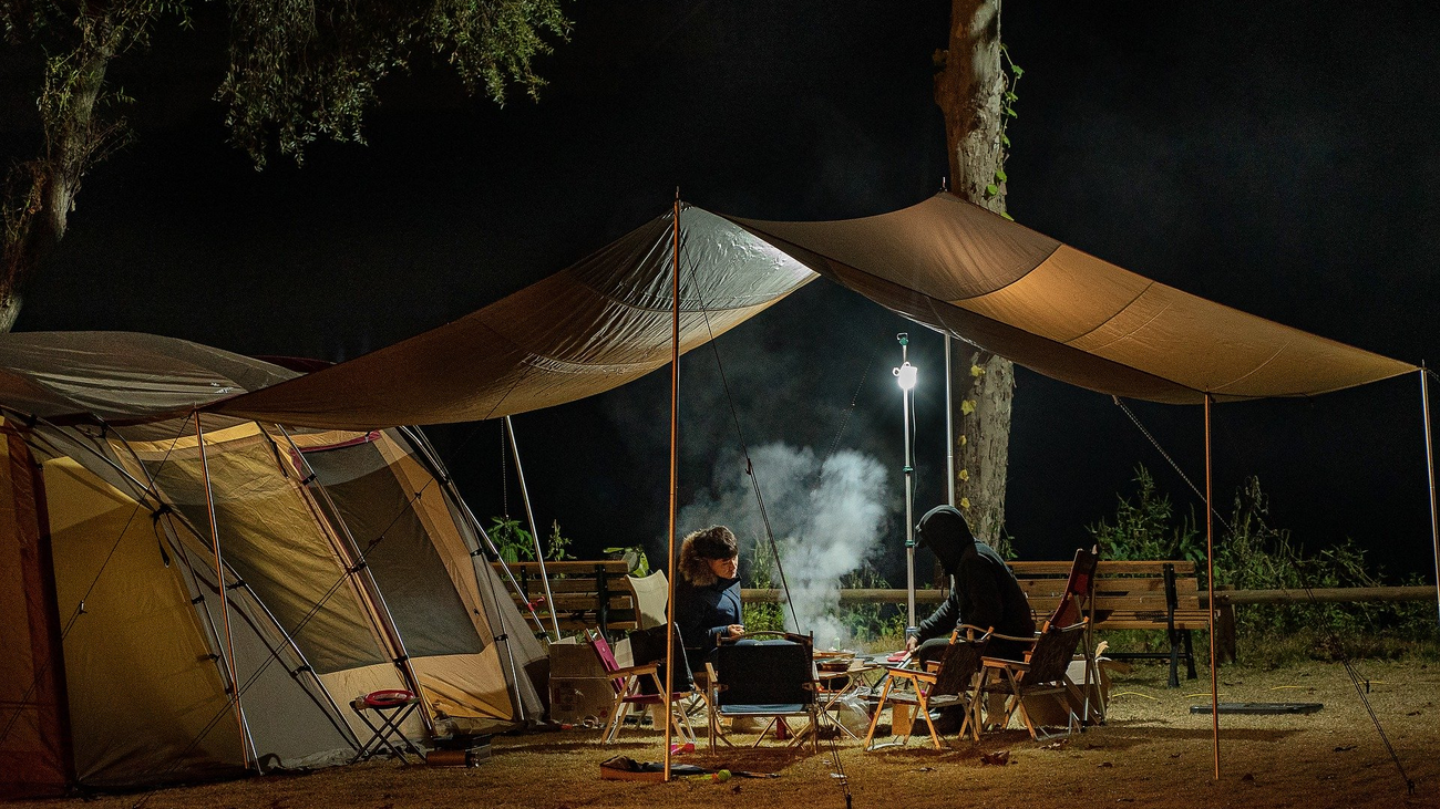 Cómo protegerte del covid-19 si te vas de camping