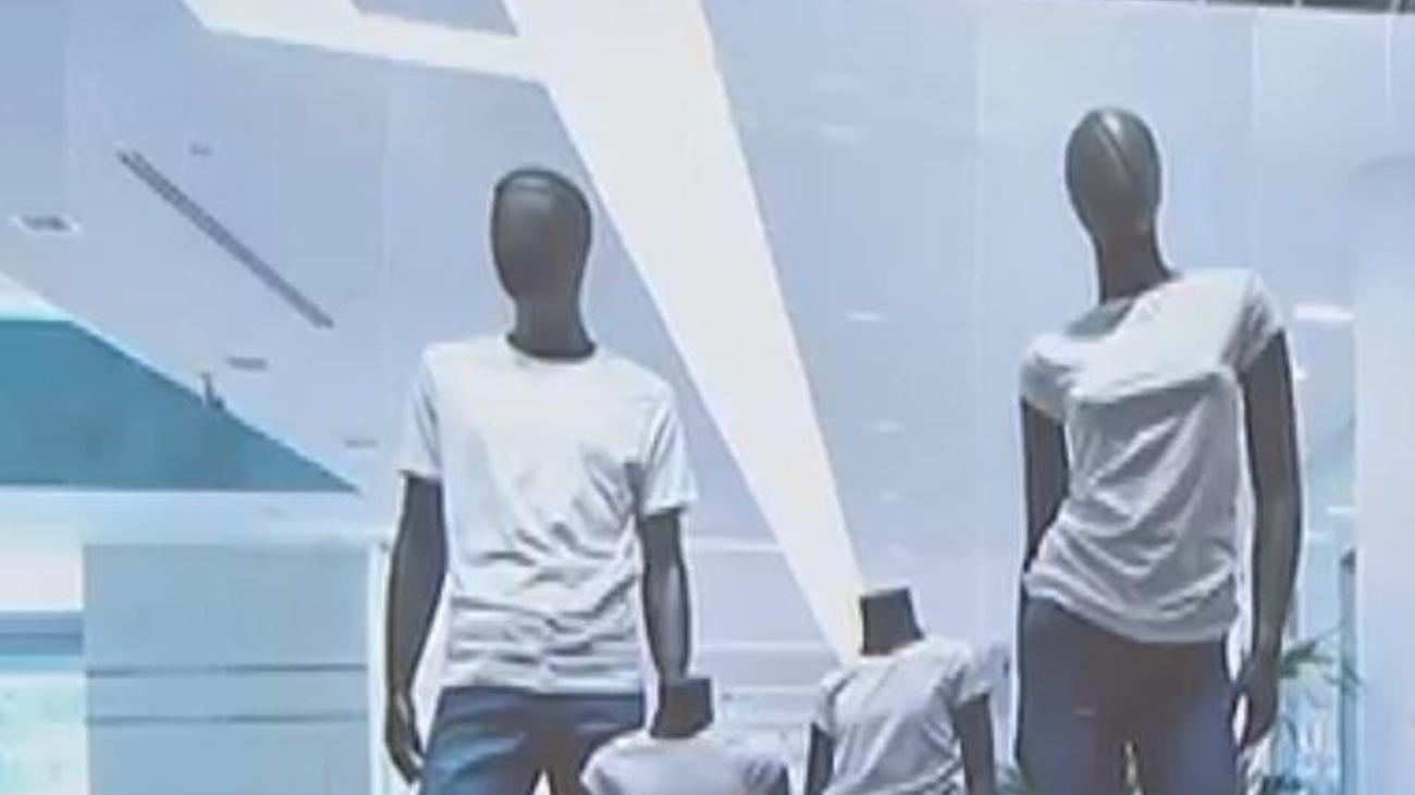 Alrededor de un 40% de los españoles no se sienten seguros en los centros  comerciales