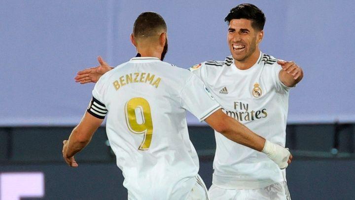 2-0. El Real Madrid no cede ante el Alavés y da un paso más hacia el título