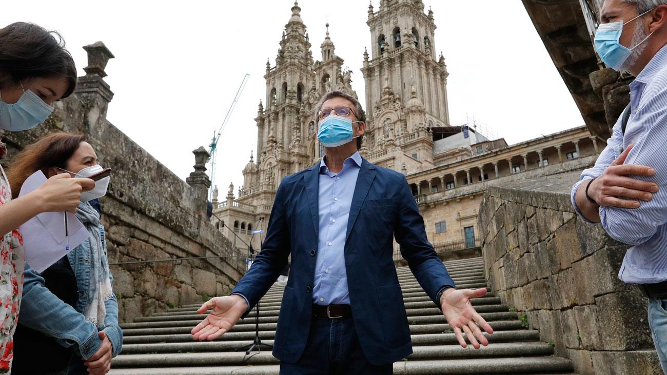 Galicia y Euskadi llamados a las urnas en tiempos de pandemia