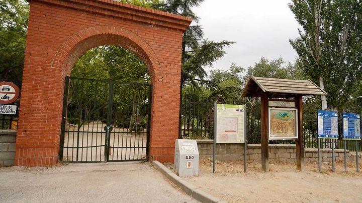 Móstoles cerrará el acceso a parques públicos este domingo por la previsión de  fuertes tormentas