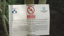 Baños y estancias prohibidas en San Agustín de Guadalix