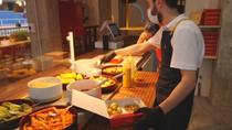 Primer fast food de comida sana en la capital