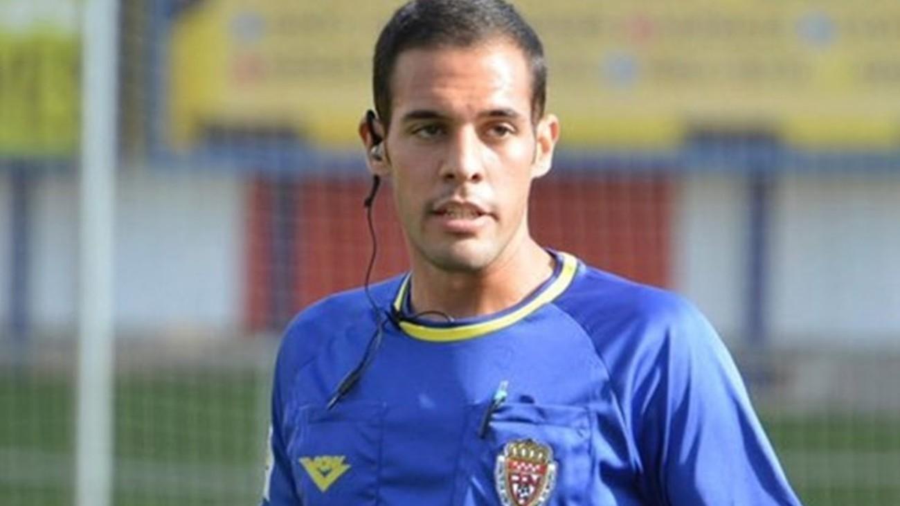"""Luis Enrique Morona:  """"Lo que marca la diferencia entre los árbitros es la personalidad"""""""