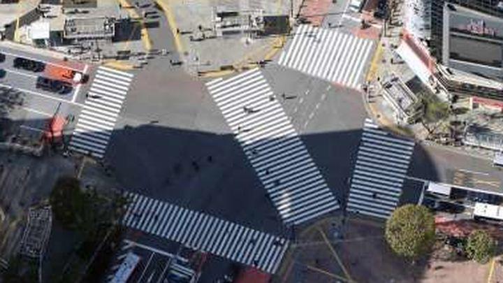 La nueva Plaza de España no tendrá al final un gran paso de cebra en diagonal