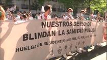 """Ruiz Escudero, sobre la huelga MIR : """"No podemos negociar algo sobre lo que no tenemos competencia"""""""