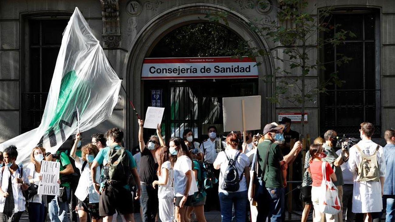 Buenos Días Madrid 13.07.2020 (8.00 - 10.00)