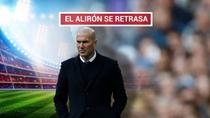 """Zidane: """"Solo pensamos en el partido del Granada, no hacemos cuentas"""""""