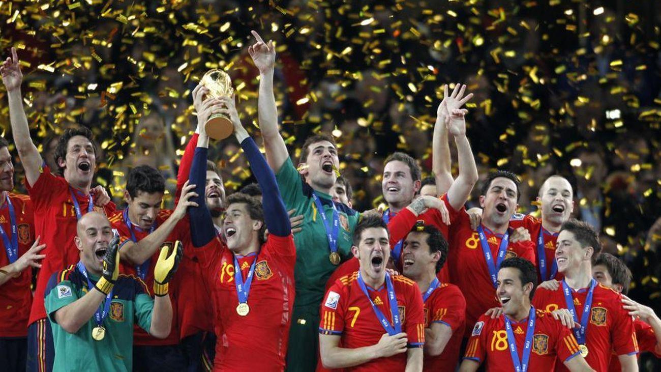 Así contamos en Onda Madrid la final del Mundial 2010 entre España y Holanda