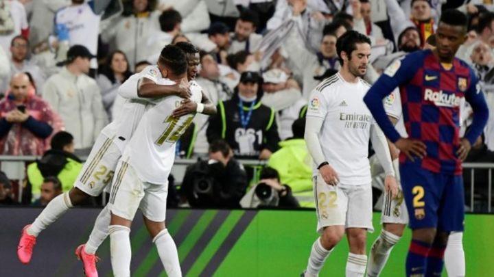 Los diez partidos claves que han dado LaLiga al Real Madrid