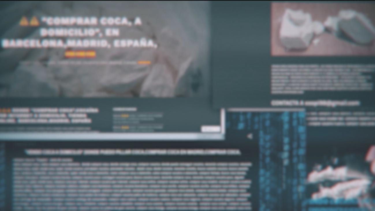"""Investigación 120 Minutos: ¿Cómo funcionan las redes de """"telecoca"""" en Madrid?"""