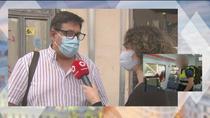 Trata de tirar a las vías a un vigilante de Metro de Madrid que le exigió ponerse la mascarilla