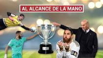 El Real Madrid será campeón el jueves si gana al Villarreal