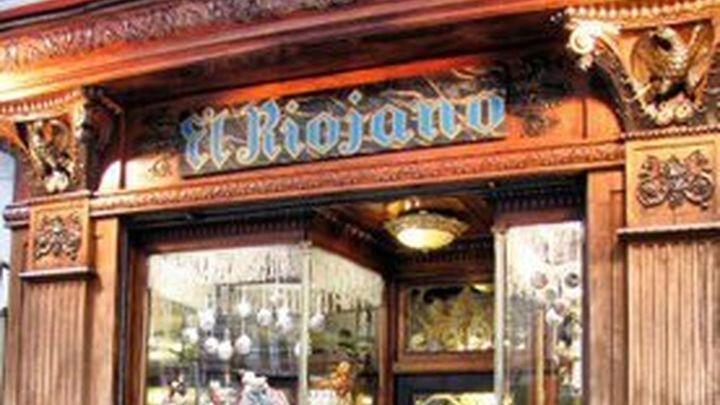 Comercios centenarios: Confitería El Riojano