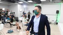 Vox no irá al Homenaje de Estado del jueves por las víctimas de la Covid-19