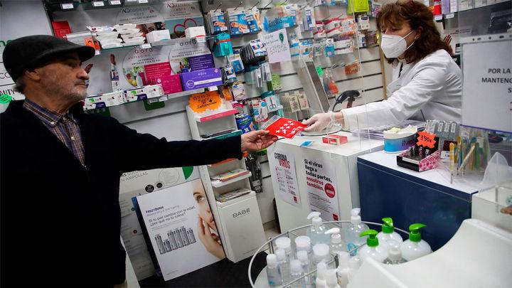Sanidad rechaza los tests rápidos de anticuerpos en farmacias al no verlos indicados para el diagnóstico