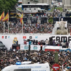 El Real Madrid pide a sus aficionados que no vayan a Cibeles