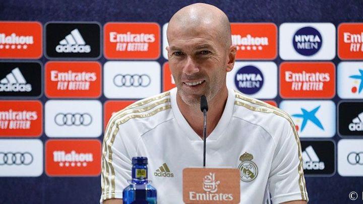"""Zidane: """"Solo enfocamos nuestra energía en el partido contra el Villarreal"""""""