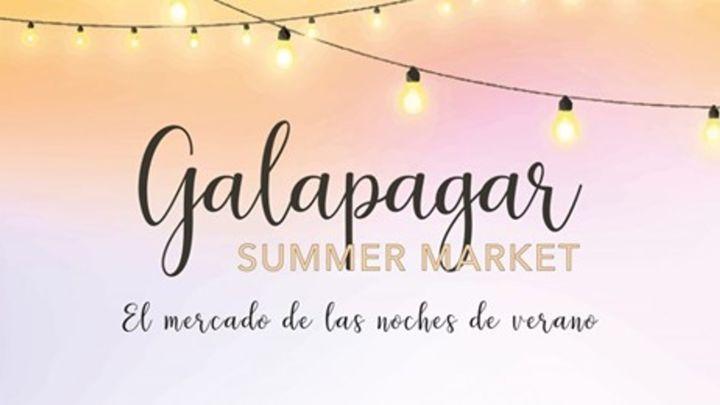 Llega 'Galapagar Summer Market', el mercado de las noches de verano