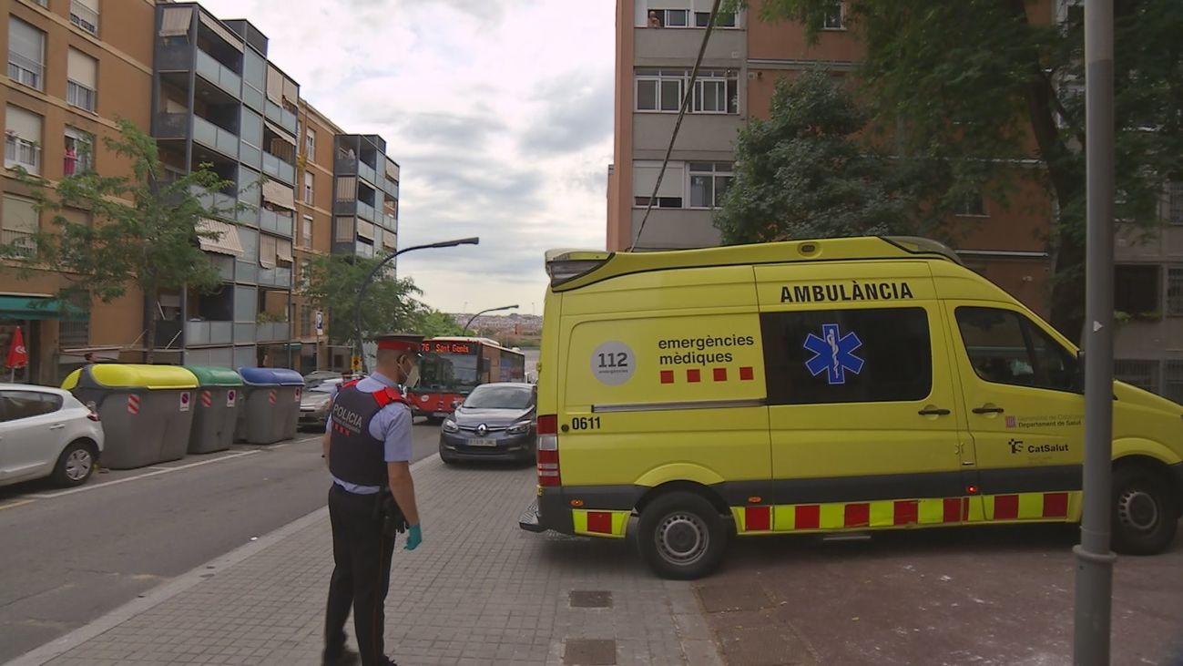 Detenida una menor en Barcelona por la muerte de un bebé recién nacido hallado en la calle