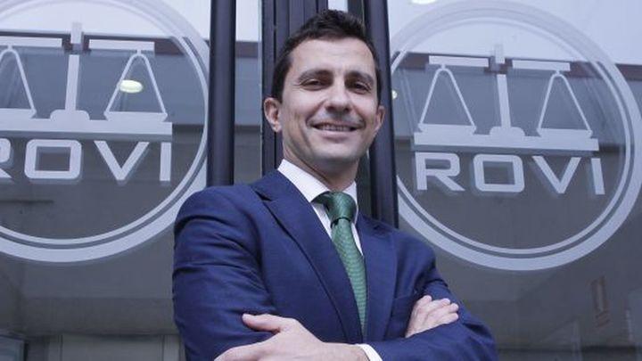 """Javier López-Belmonte: """"Rovi va a doblar la capacidad de fabricación que tiene actualmente"""""""