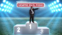"""Simeone: """"Nos exigimos, pero jugamos en la única Liga donde suele haber dos campeones"""""""