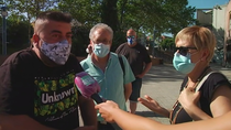 Leganés dividida por la celebración de la Fiesta del Agua