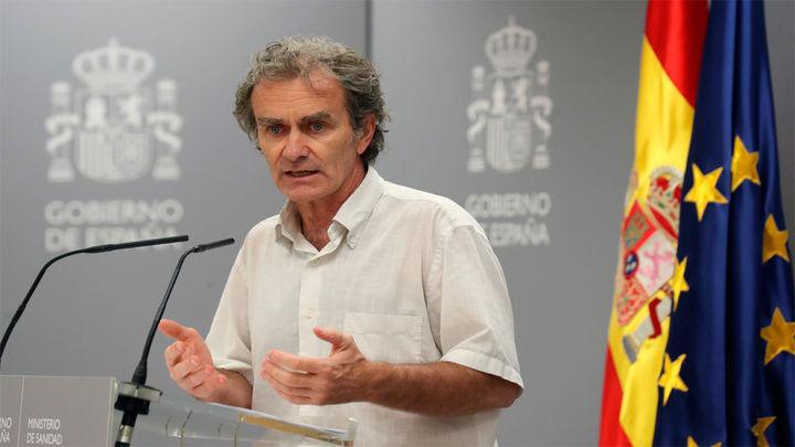 """Simón advierte de que si la incidencia del virus sigue aumentando en Madrid """"habrá que tomar medidas drásticas"""""""