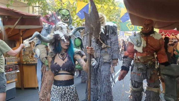 Este verano no se celebrará el tradicional Mercado Medieval de Guadarrama