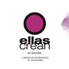 Cartel del Festival 'Ellas Crean'