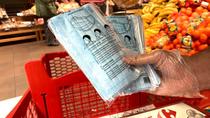 La mayoría de las mascarillas vendidas en supermercados son eficaces, según la OCU