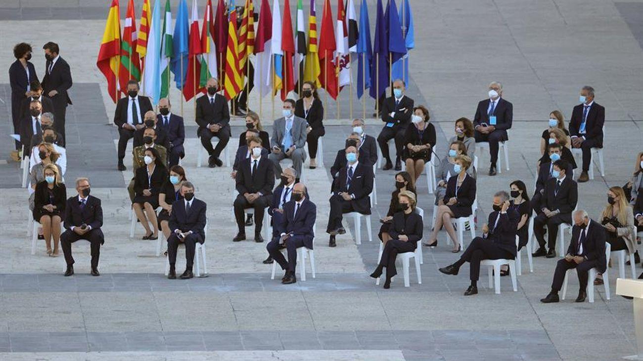 Especial Homenaje de Estado a las víctimas de la Covid-19 (parte 3)