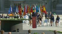 """El rey Felipe VI pide unidad en el futuro desde """"el respeto y el entendimiento"""""""