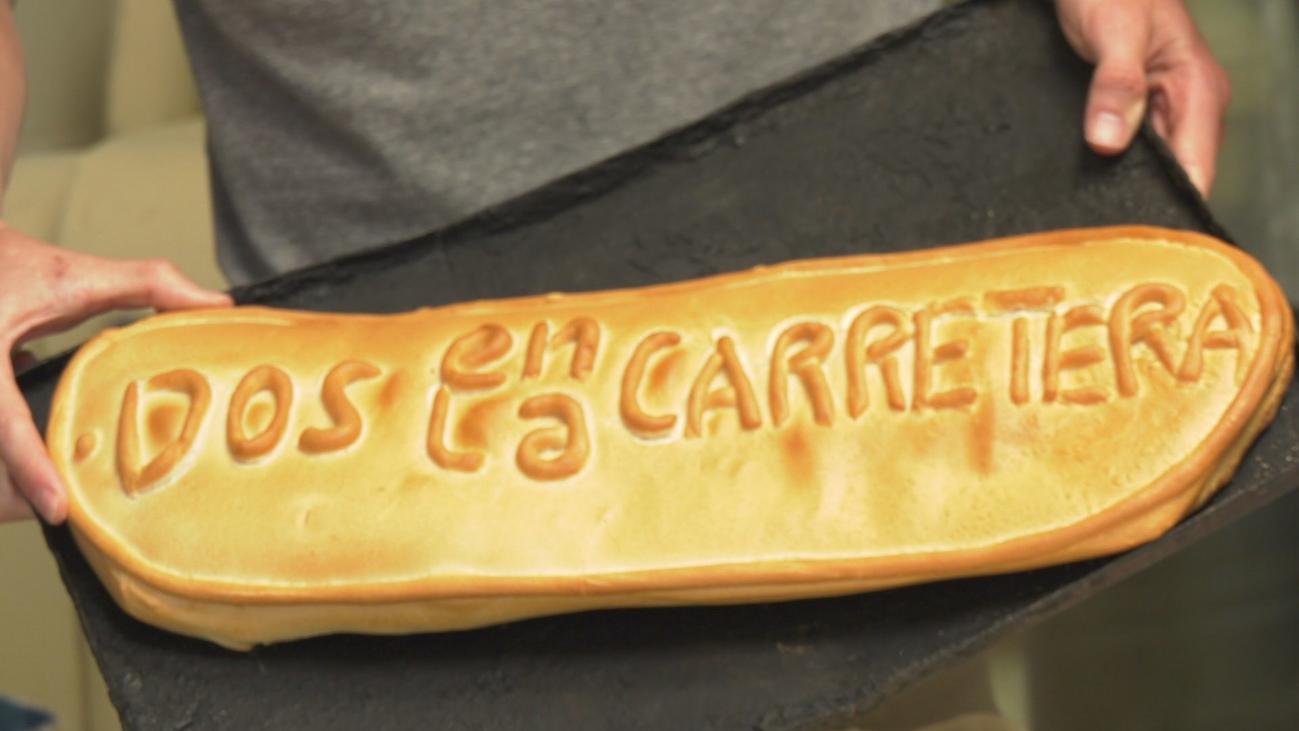 Así se hacen los panes artesanales más famosos de Chinchón