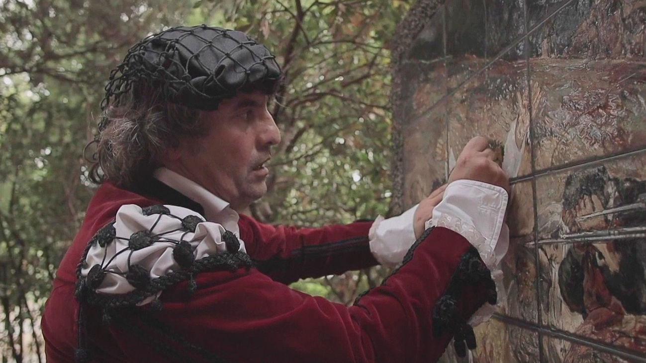 "La brújula del tiempo: ""La Ruta de Goya"""