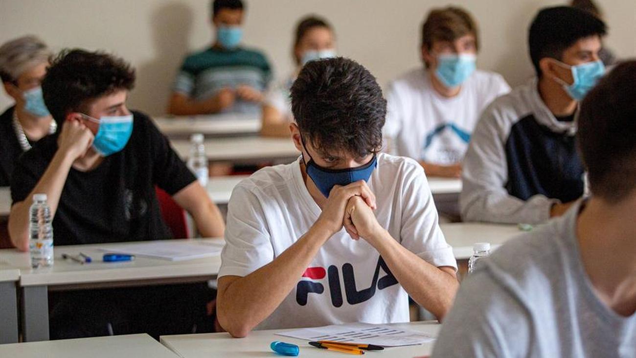 El  92% de los alumnos madrileños han aprobado la EvAU este año
