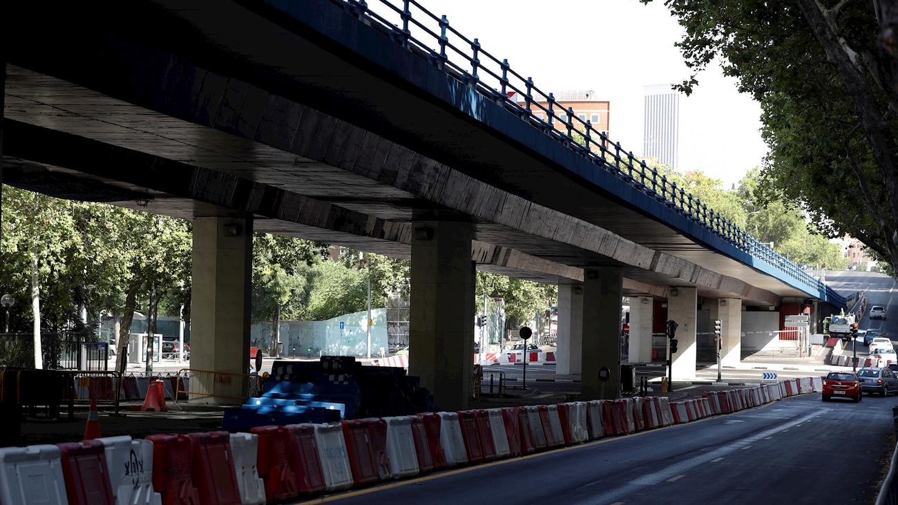 Las obras para desmontar el scalextric de Joaquín Costa comenzarán de forma inminente